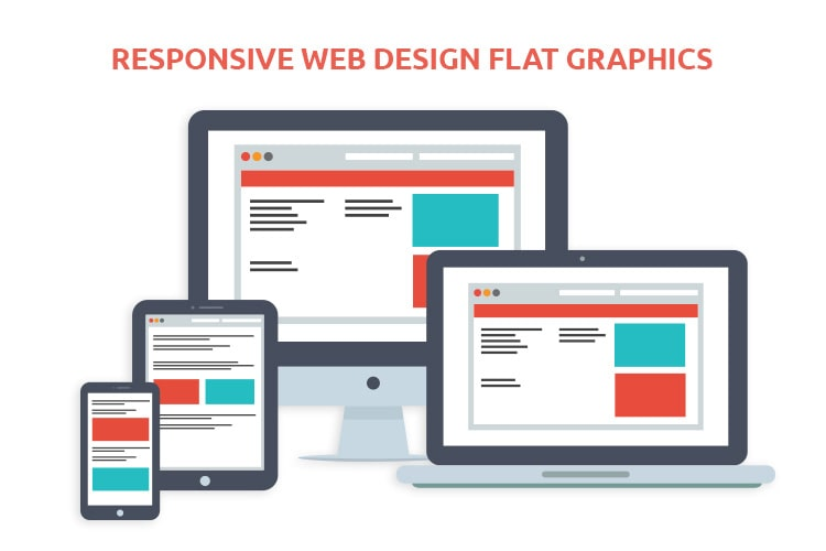 Responsive Web Design Graphics